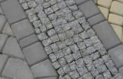 Тротуар візерунок 1